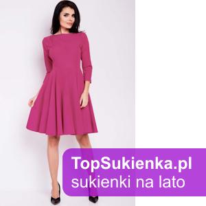 Top Sukienka lato baner